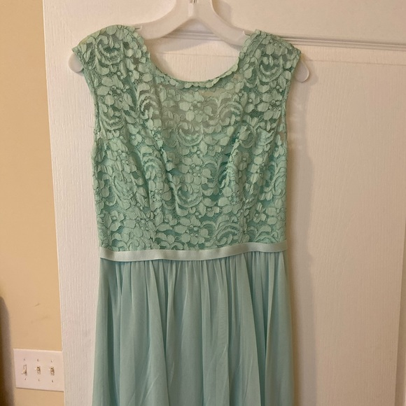 David's Bridal Dresses & Skirts - Beautiful coral dress